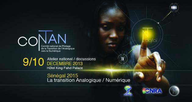 Atelier national sur la transition de l'analogique vers le numérique du 9 au 10 décembre