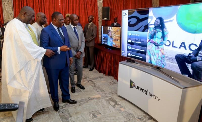 Discours du Président du CONTAN sur l'avènement de la Télévision Numérique Terrestre au Sénégal, le 17 Juin 2015.