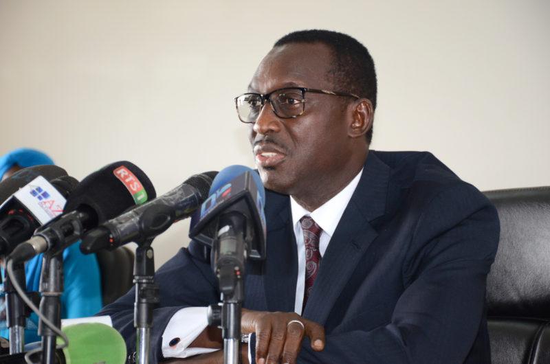 Babacar Diagne officiellement installé à la tête du CNRA