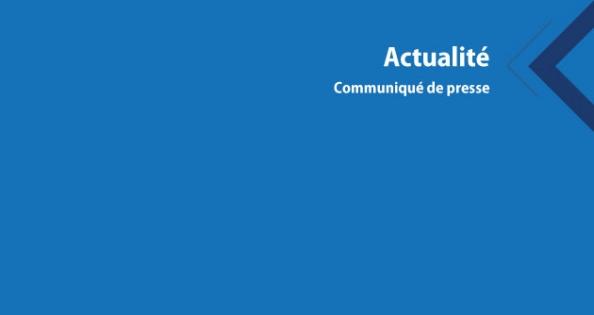 COMMUNIQUE DE PRESSE / Textes applicables aux acteurs de la chaîne de valeur de la communication audiovisuelle
